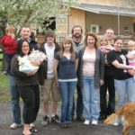 Laura McClellan family photo