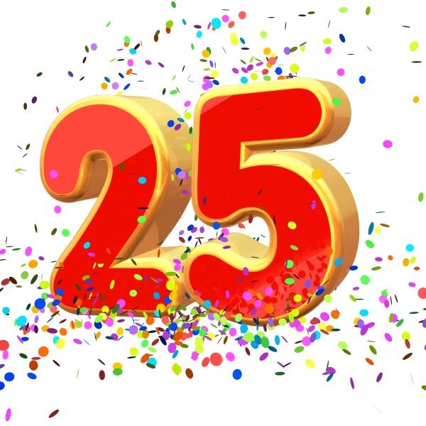 Celebrating 25!