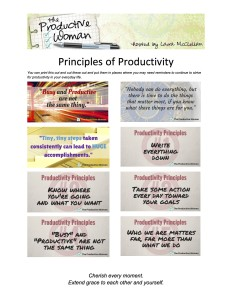printable reminders of the 5 principles