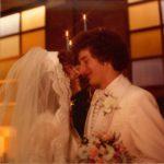 Laura & Mike McClellan wedding photo