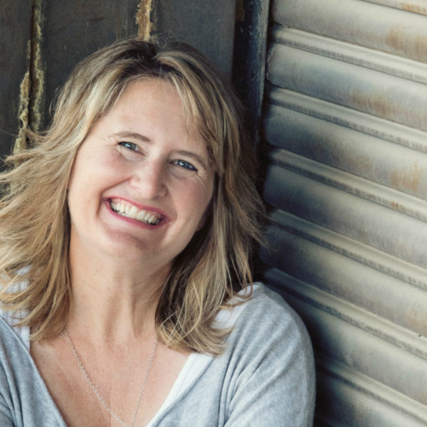 finding contentment with Mary DeMuth