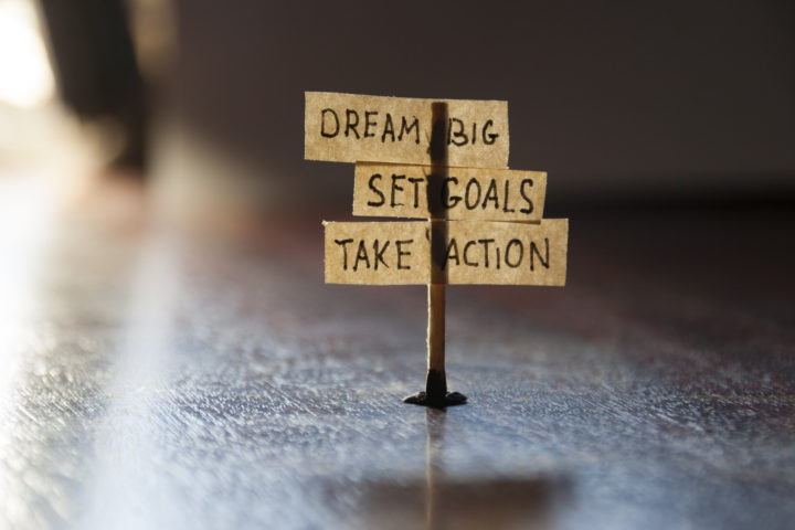 turn your dream to a goal