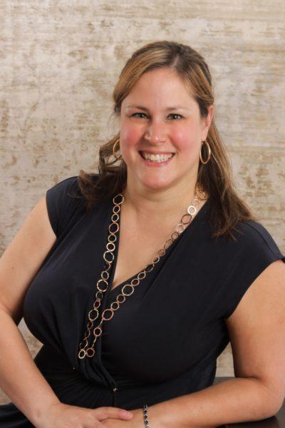 Jennifer Fleury manages multiple roles