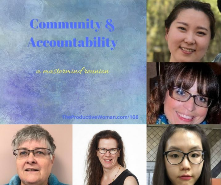 community and accountability in a mastermind