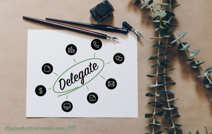 delegation contributes to productivity
