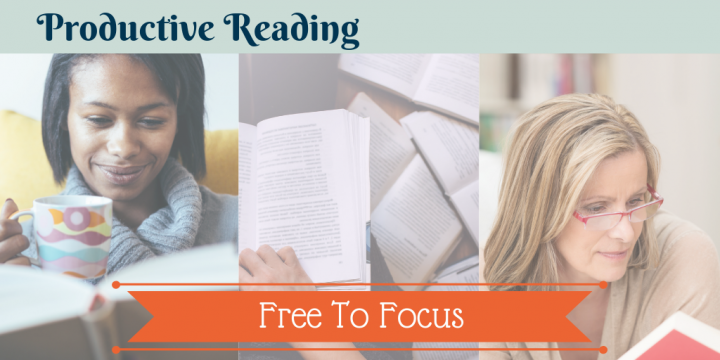 free to focus by Michael Hyatt is productive reading