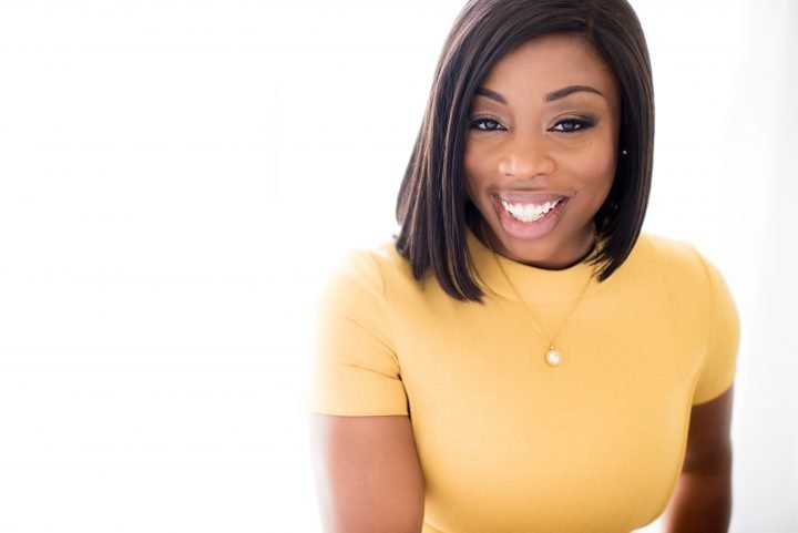 discover your potential, with Margaret Alabi