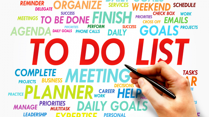 simple way to manage to-do list