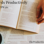 using words productively